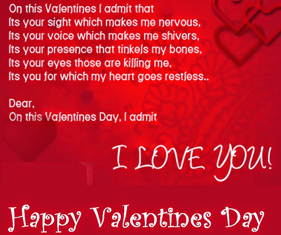 Valentine Day Whatsapp Messages – Best Valentines Day Card Messages