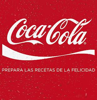 Portada del libro Coca Cola prepara las recetas de la felicidad