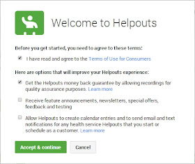 Hangouts Helpouts