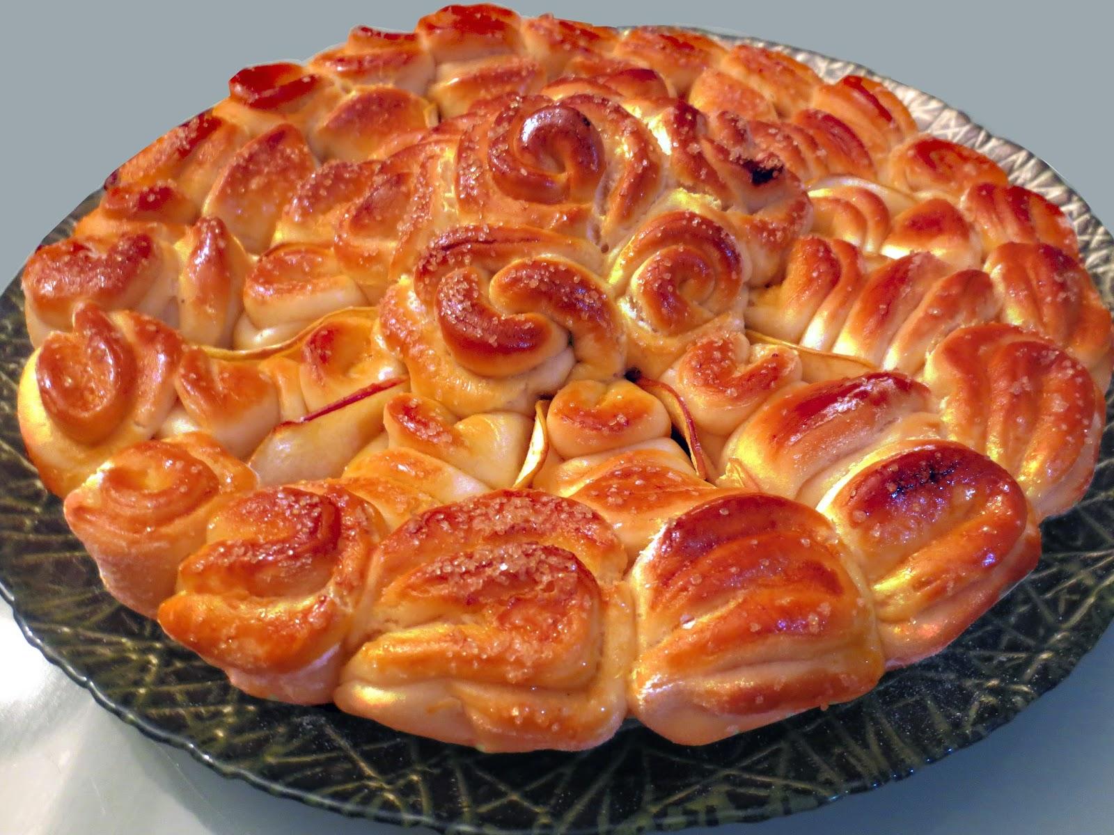 Как красиво сделать пирог в духовке