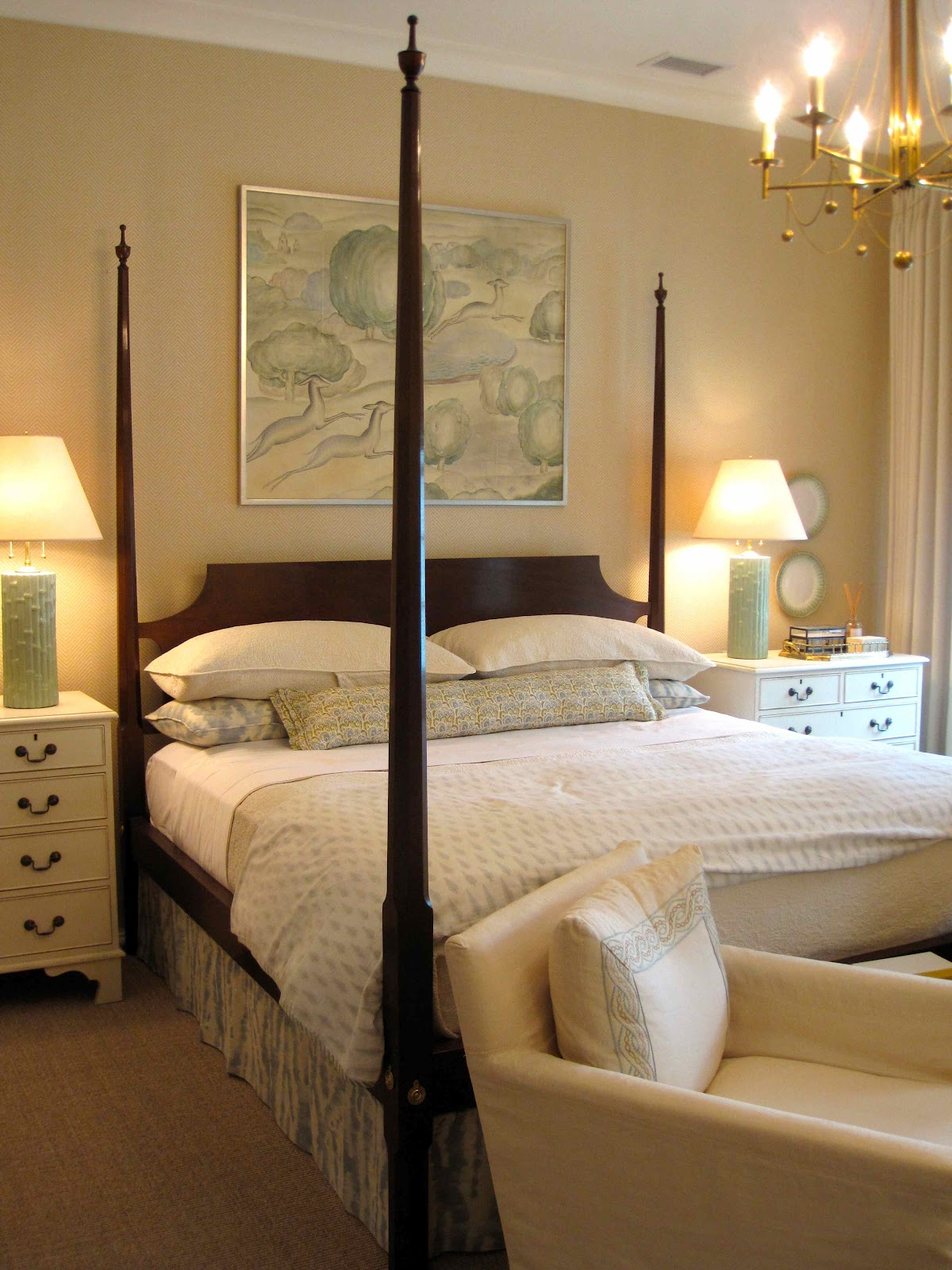 Tour of coastal living 39 s 2012 ultimate beach house for Beautiful beach bedroom decor