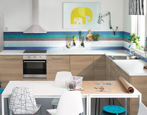 Decoraci n f cil muebles de cocina de ikea 2014 - Muebles entrada ikea ...