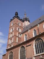 basilica santa maria cracovia