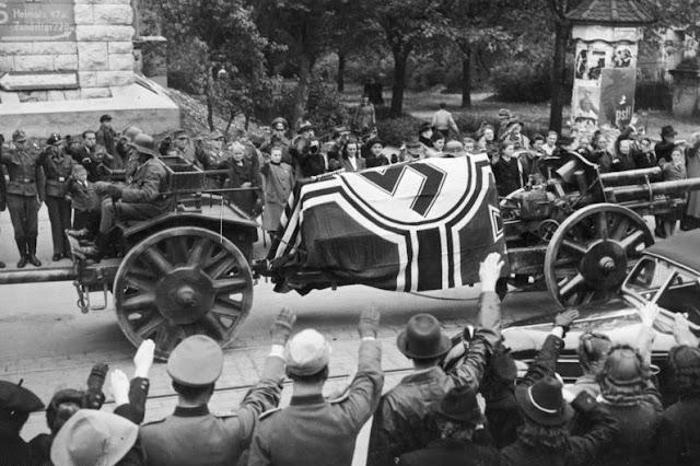 Rommel's funeral