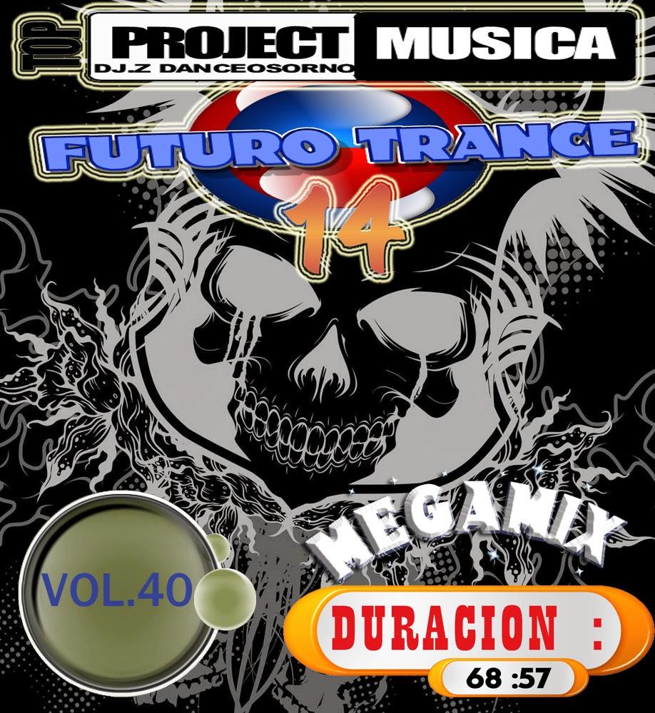 MEGAMIX - FUTURO TRANCE VOL.14