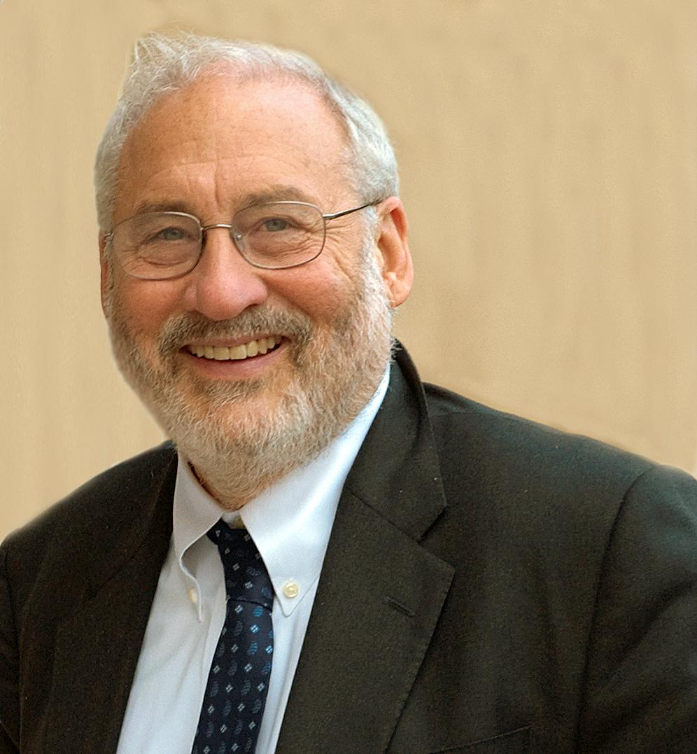 Biografi singkat Joseph E. Stiglitz