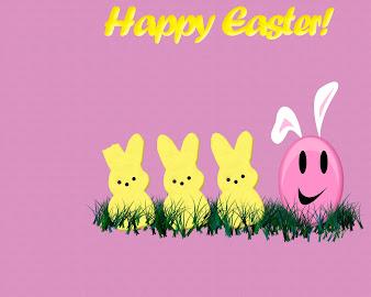 #20 Happy Easter Wallpaper