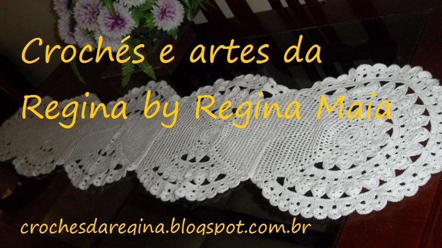 Crochés e artes da Regina           by Regina Maia
