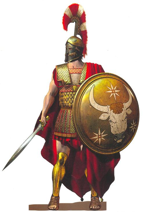 Ancient Greek Warriors - Ancient Military