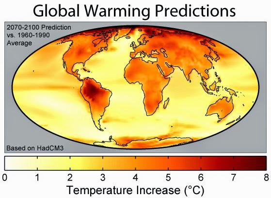 Pengertian dan Dampak Global Warming