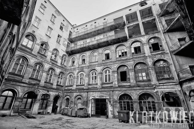 Kraków: magiczne podwórze na Kazimierzu