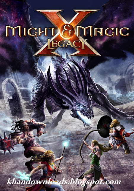 Might and Magic X Legacy PC Game