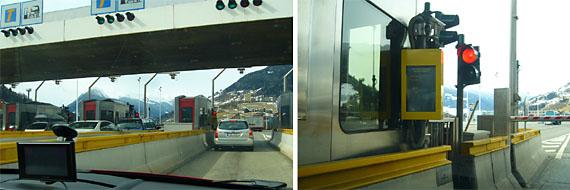 mýtny systém v Taliansku