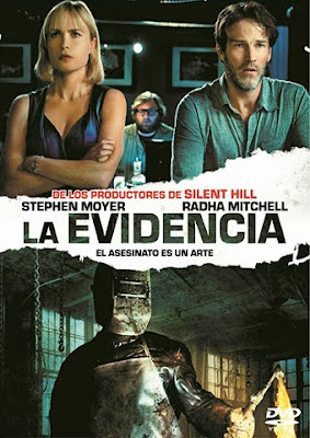 La Evidencia (2013) Latino DVDRip