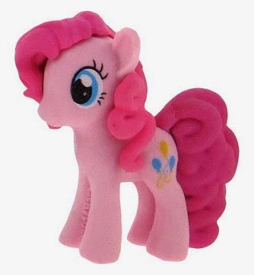 MLP Puzzle Eraseez Pinkie Pie (Eraser Figures)