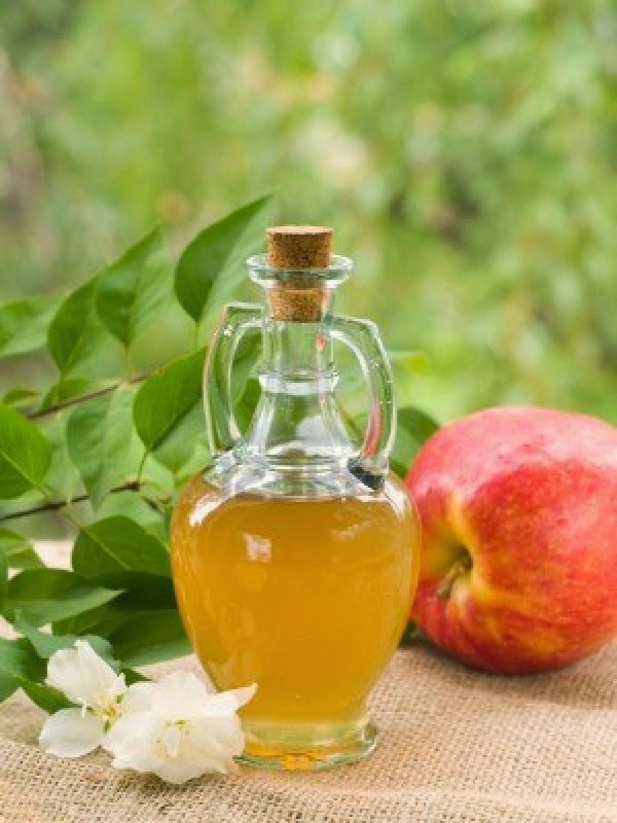 Полоскание горла с яблочным уксусом рецепт