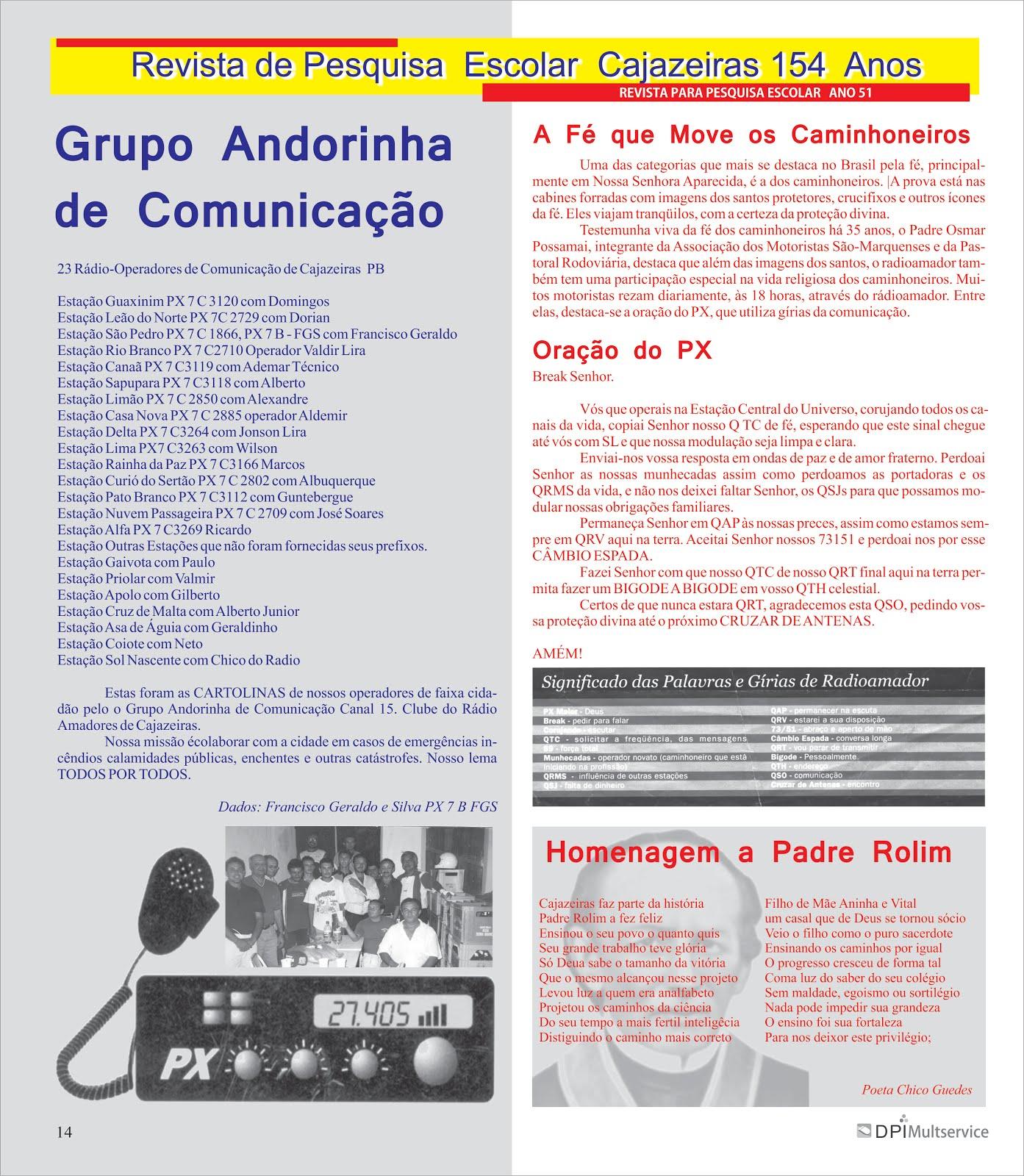 O  RADIO  AMADOR  E O FAIXA  CIDADÃO AINDA PERSISTE A  SOBREVIVER  NA COMUNICAÇÃO  DOS TUBARÕES
