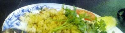 arroz con vegetales en vietnam