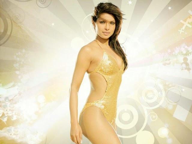 Priyanka Chopra In Bikni Dostana