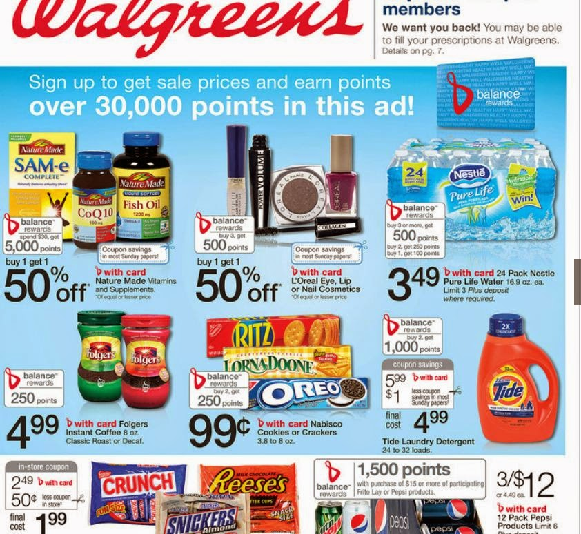 Walgreens discount prescription coupons