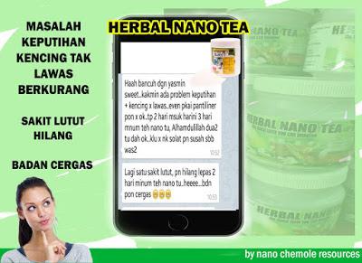 TESTIMONI HERBAL NANO TEA 1