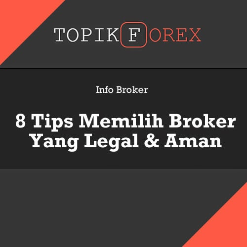 Broker forex indonesia yang legal