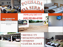 HOTEL POUSADA DA SERRA EM SÃO JERÔNIMO DA SERRA