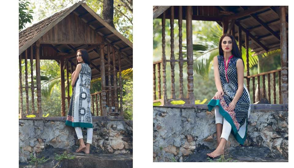 Firdous carnival kurti collection 2015 for girls