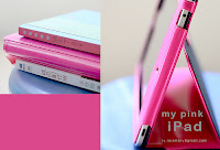 my pink iPad by ecindy, on Flickr