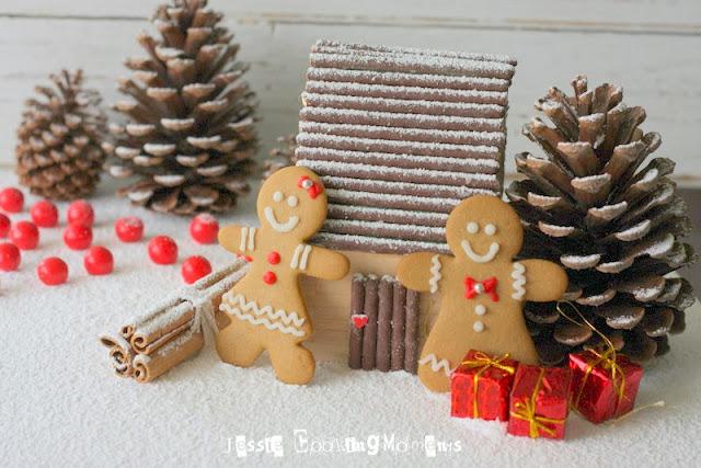 gingerbread men 姜饼人