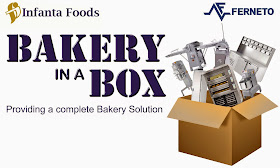Bakery in a Box Bakery Equipment