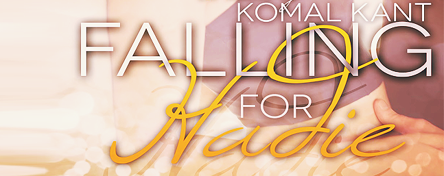Review of Falling for Hadie by Komal Kant
