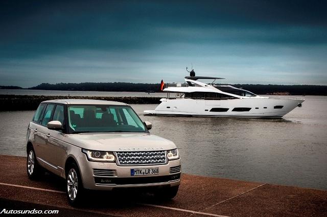 Neuer Range Rover 2013