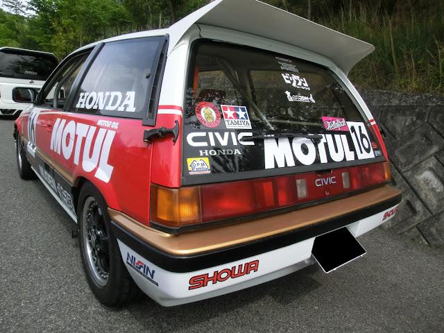 Honda Civic 3gen, japońskie hatchbacki, kanjo