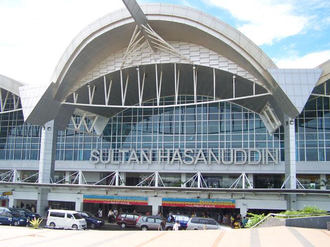bandara sultan hasanuddin makassar tour