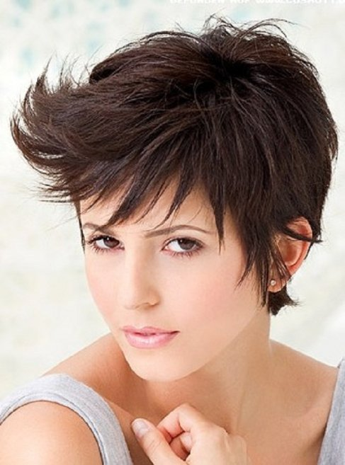 Latest Short Pixie Hairstyle Pixie Haircuts for Girls Trends 2013 ...