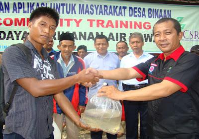 Indocement Latih Masyarakat Untuk Mandiri
