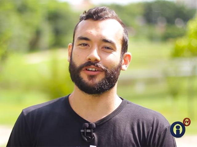 Matheus Guedes. Foto: Reprodução