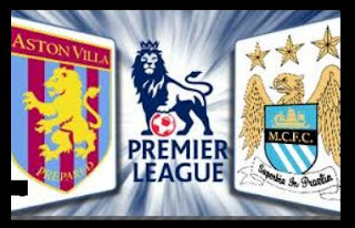 Aston Villa VS Manchester City 2013 Highlights