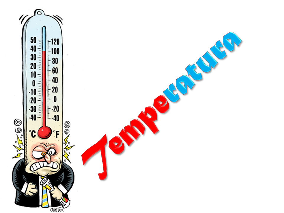 Diferença entre temperatura e calor