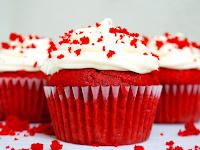 Resep Cupcake Red Velvet Mudah Lembut Original Sederhana