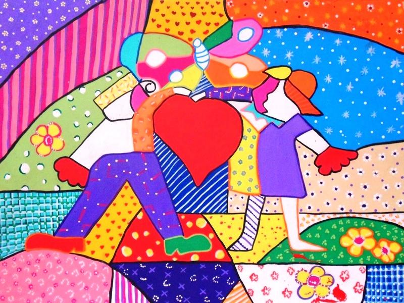 Cuadros, pinturas, oleos: Cuadros para decoración infantil