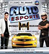 """Munhoz e Mariano se destacam no exterior com a música """"Camaro Amarelo"""""""