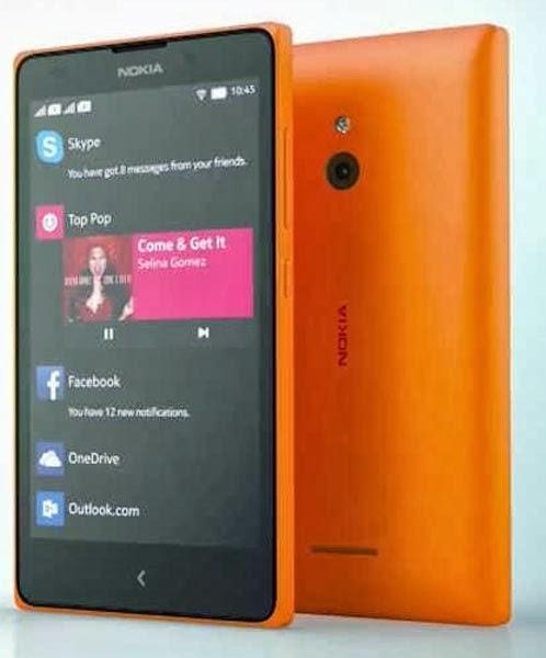 Gambar Nokia XL Android