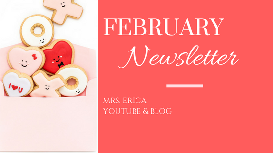 February Monthly Newsletter