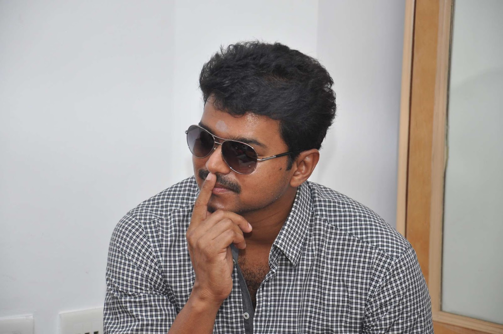 Vijay Movies Stills Vijay Stills at Jilla Movie