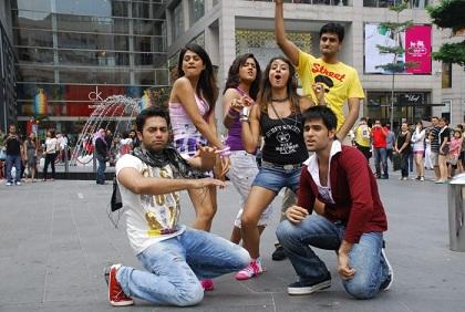 Mugguru Still - Mugguru Telugu Movie Photos