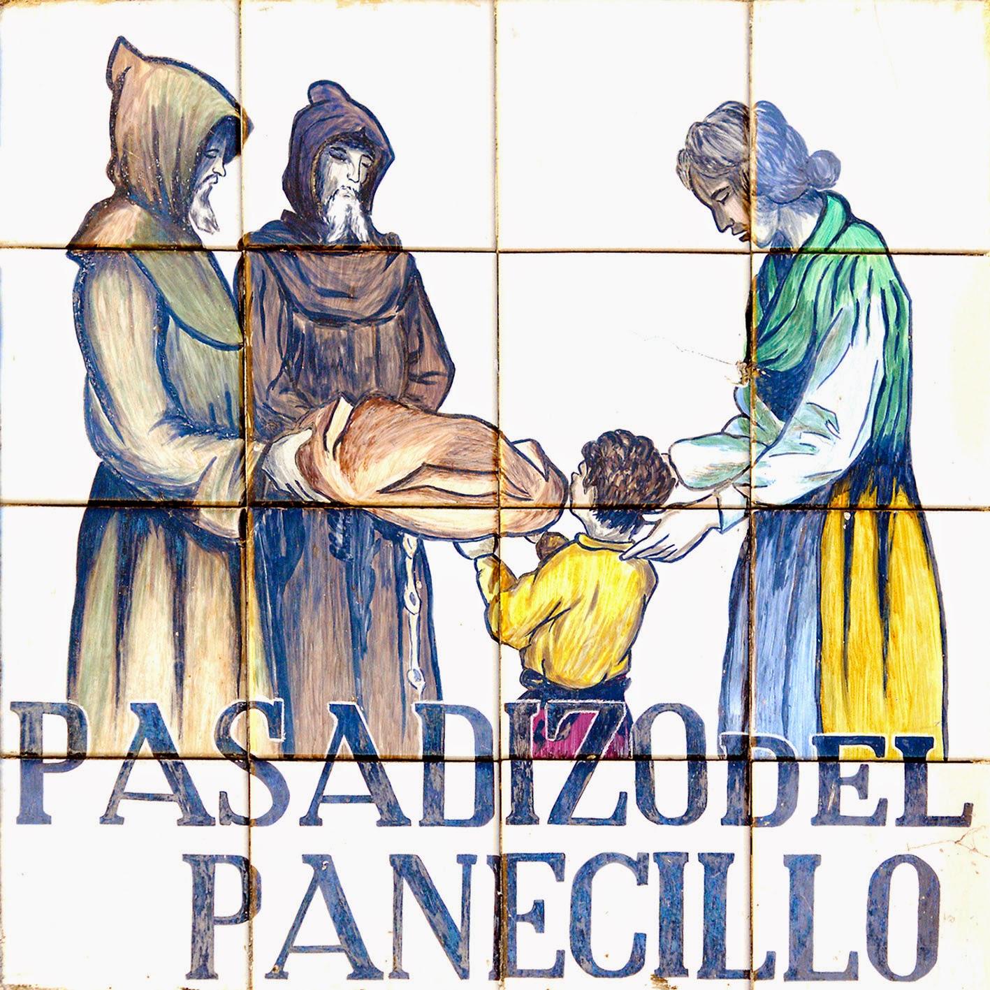 Pasadizo del Panecillo
