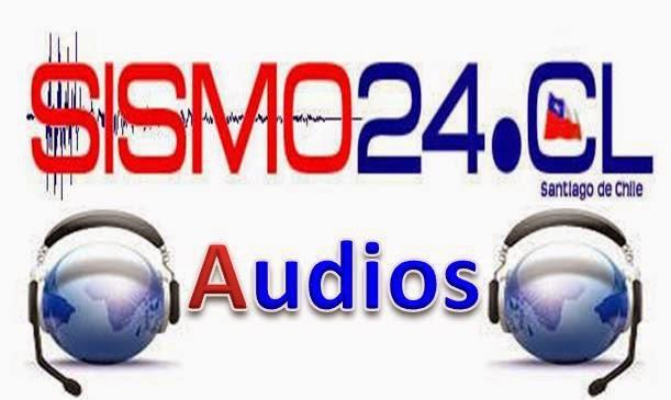 Logo Sismo24 Audios