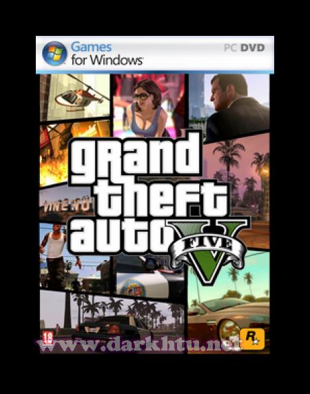 Grand Theft Auto  Gta V Pc Free Download No Survey No Password